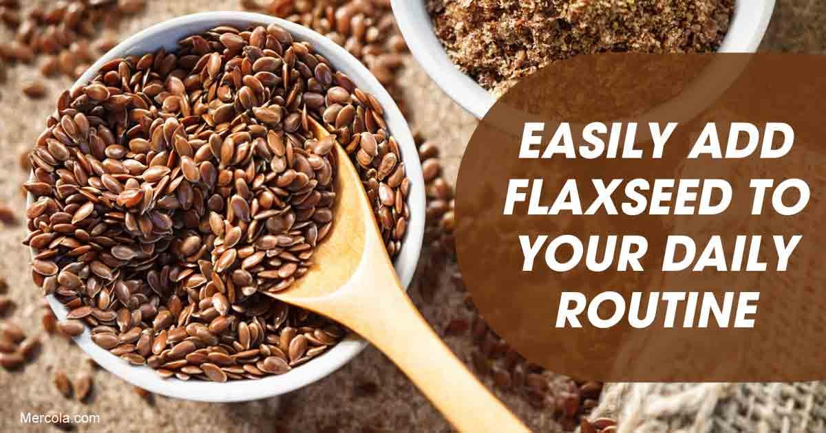 flax for brain health