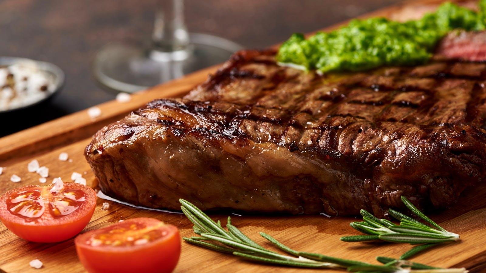 steak for brain health