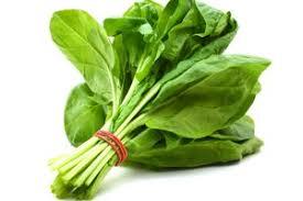 spinach for brain health